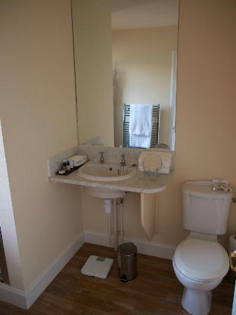 Cnoc-na-Faire: Il bagno in camera