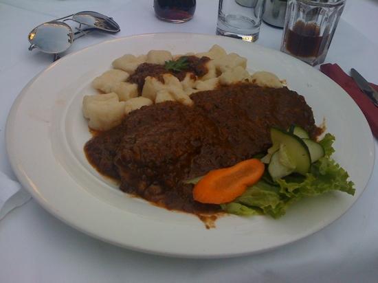 "Restaurant ALKA: great ""pasticada"""