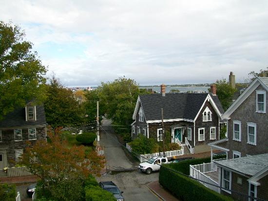 The Chapman House: View