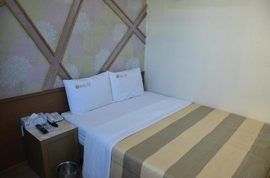 City Park Motel: Slaapkamer