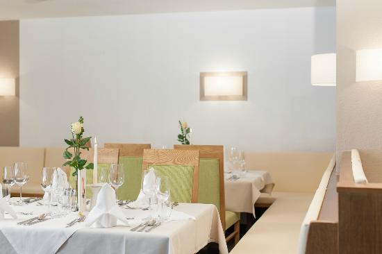Hotel Tyrolerhof: Speisesaal