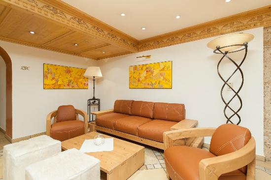 Hotel Tyrolerhof: Lobby