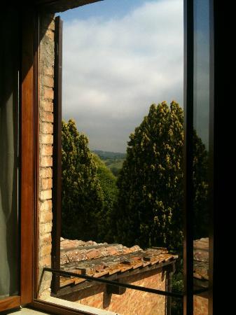Casa Cecchi B&B: A localização é muito bonita.