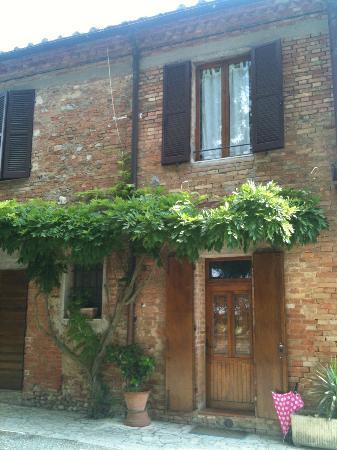 Casa Cecchi B&B: linda construção