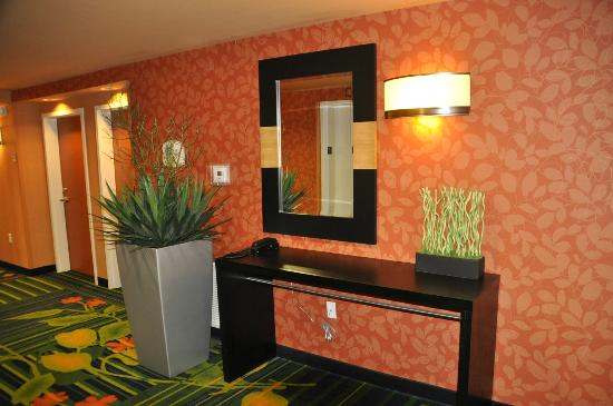 Fairfield Inn & Suites Paducah: Lobby