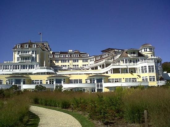 The Ocean House: A view from the shore