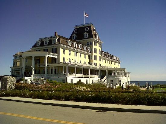 The Ocean House: The Hotel Facade