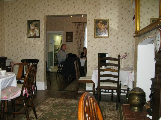 Mrs Jackson's Victorian Tea Rooms: Tea Rooms