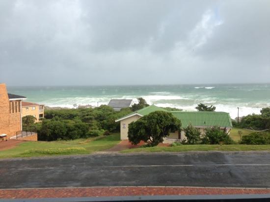 Aire del Mar Guest House: sea view