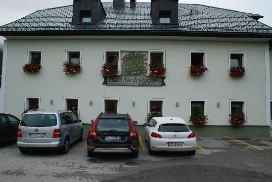 Sillian, Austria: Vista fronte strada
