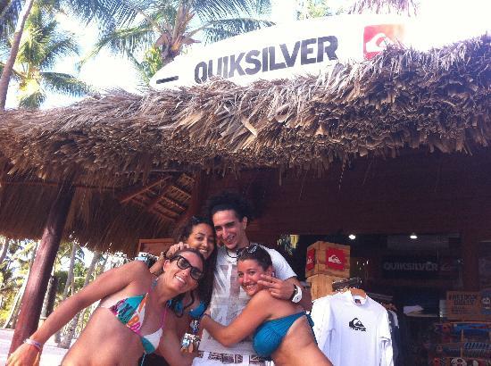 Club Med Punta Cana: Quicksilver shop