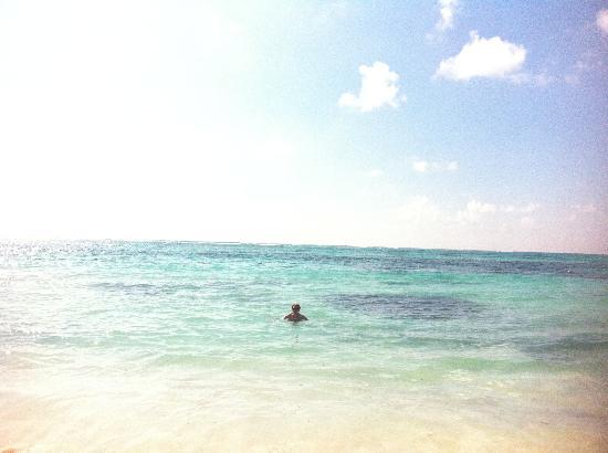 Club Med Punta Cana: The beach