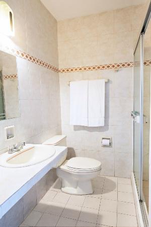 Hotel Benidorm: Baño