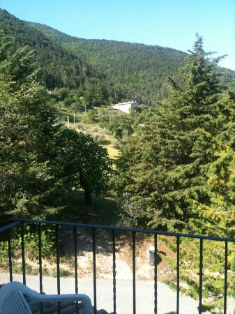 Agriturismo Il Castello: Varanda
