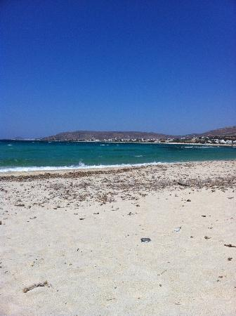 Hotel Katerina: Beach