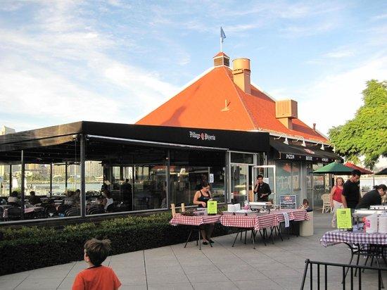 Village Pizzeria Bayside Coronado Restaurant Reviews