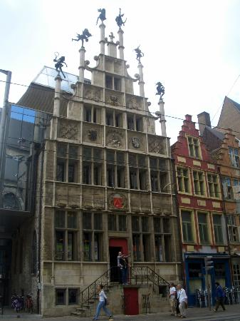 Masons' Guild Hall