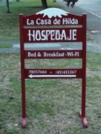 Hospedaje La Casa de Hilda
