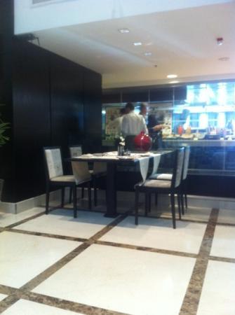 InterContinental Al Khobar : buffet