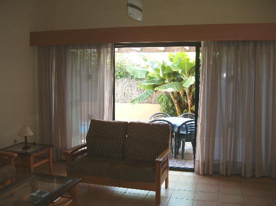 Villas del Sol: Villa lounge