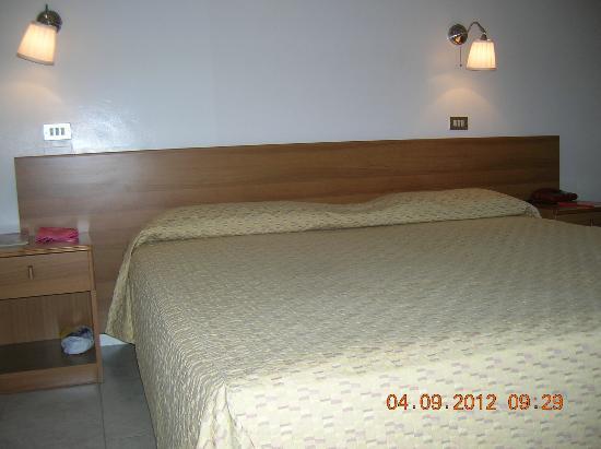 Cristallo Hotel Brescia: Habitación del hotel