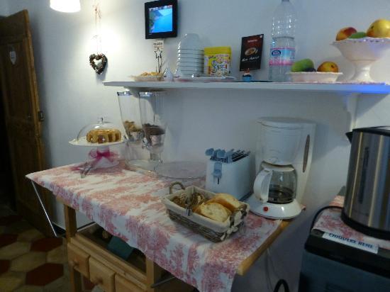 Il Borgo di Genova : Breakfast room