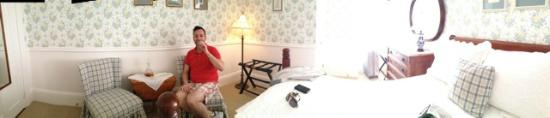 The Christopher : One of the lovely rooms