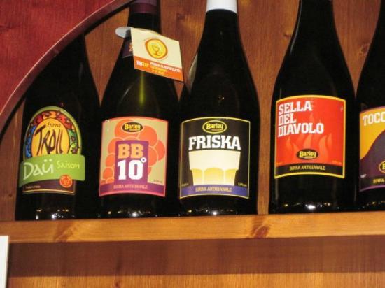 La Pecora Nera: birre...