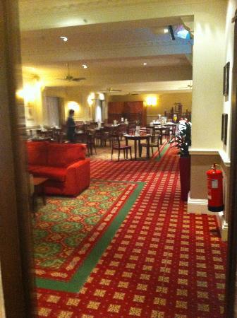Holiday Inn Leeds Bradford: Dining room