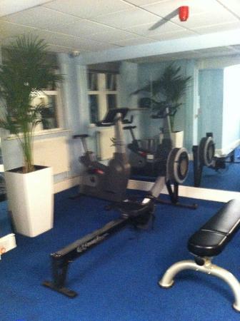 Holiday Inn Leeds Bradford: Gym1