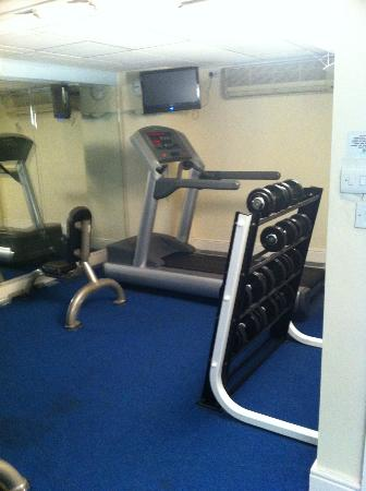 Holiday Inn Leeds Bradford: Gym2