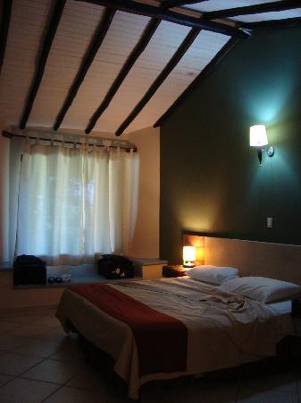 Coche Paradise Hotel Isla Margarita: Cama