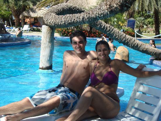 Coche Paradise Hotel Isla Margarita: Pileta