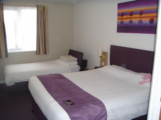 Premier Inn Blackpool Airport Hotel: comfy clean fresh