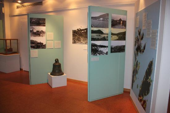 Nordkappmuseet: Local history of the North Cape area