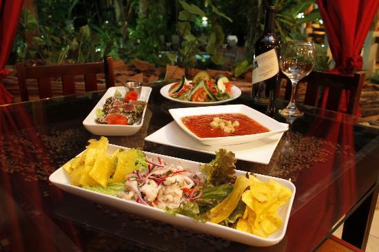 Falls Garden Restaurant