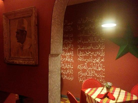 Fez Cafe at Le Jardin Des Biehn: Fes Cafe