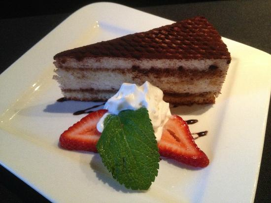 Forget About It Supper Club : tiramisu