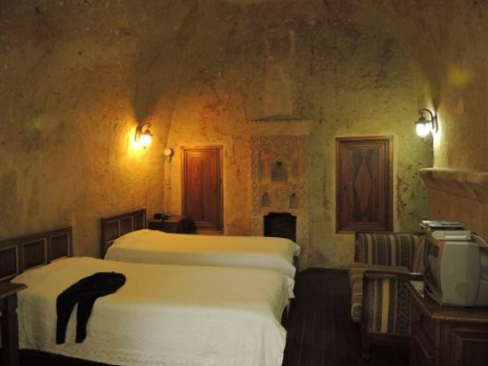 Cappadocia Palace: The Cave Room