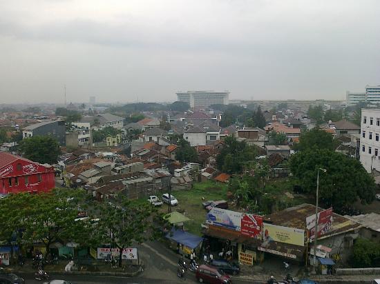 Vio Hotel Pasteur: City view