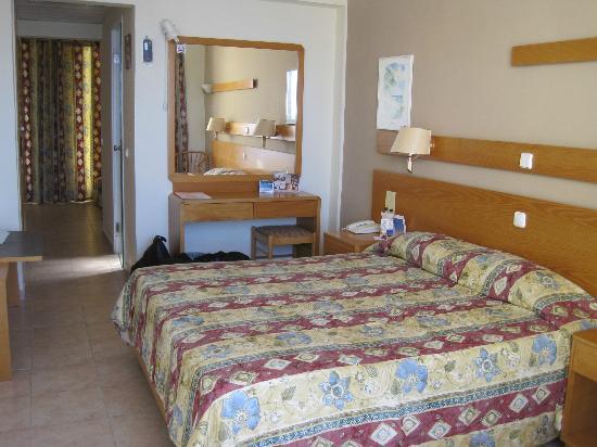 Agla Hotel: Bedroom