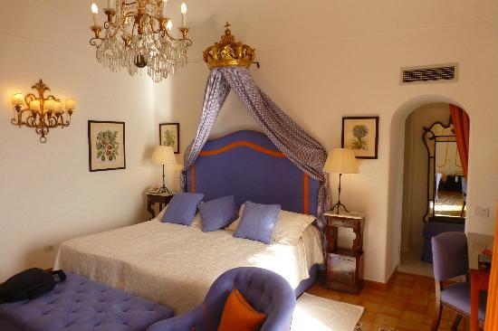 Hotel Buca di Bacco: Room #48