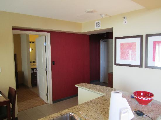 Residence Inn Sacramento Downtown at Capitol Park: Suite