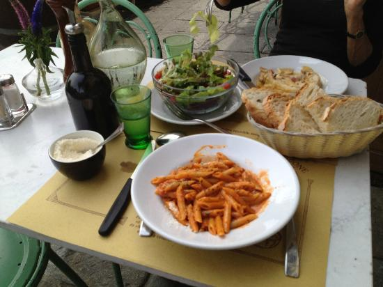 B&B Monte Oliveto: Love the Penne