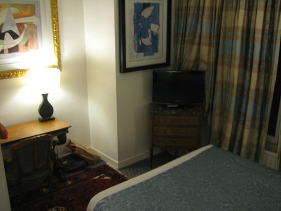 Hotel Nicolo: Double room