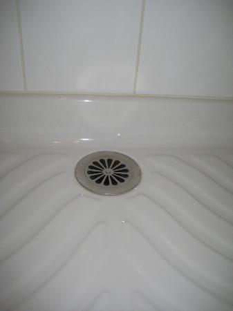 Hotel Nicolo: Clean shower