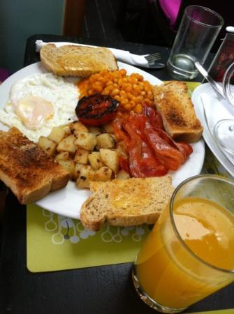 Hearts Cafe: delicious 18 sol