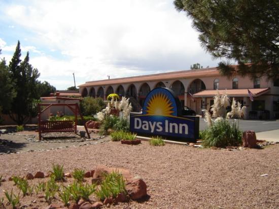 Days Inn Sedona : Entrance