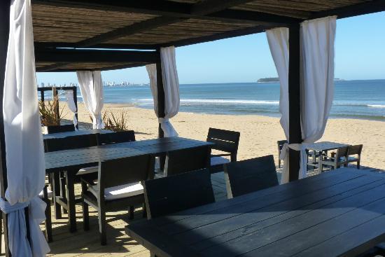 Serena Hotel Punta del Este: Bar externo