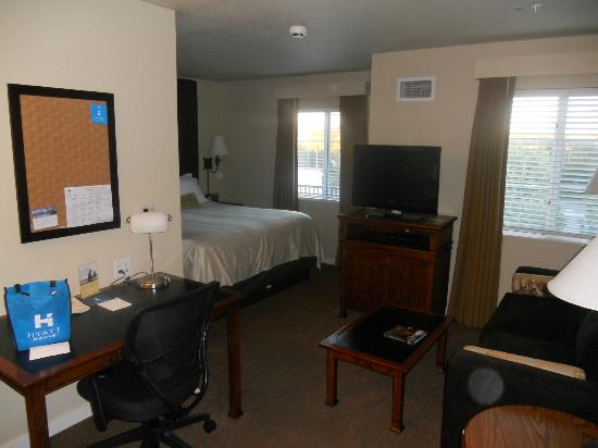 HYATT house San Ramon: View of suite